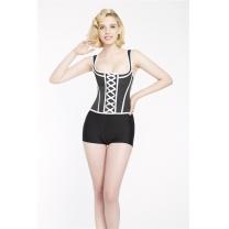 112c51917c Waist Cincher girdles latex corset