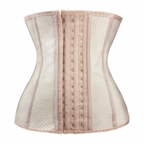 82cb3612e7 ...  11533 Perforated Latex Cream Underbust Corsets -New Technology ...