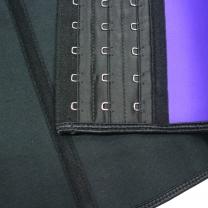 d2d48be29f ...  110222 Womens Sport Latex Waist Trainer Cincher Corset Shapewear ...